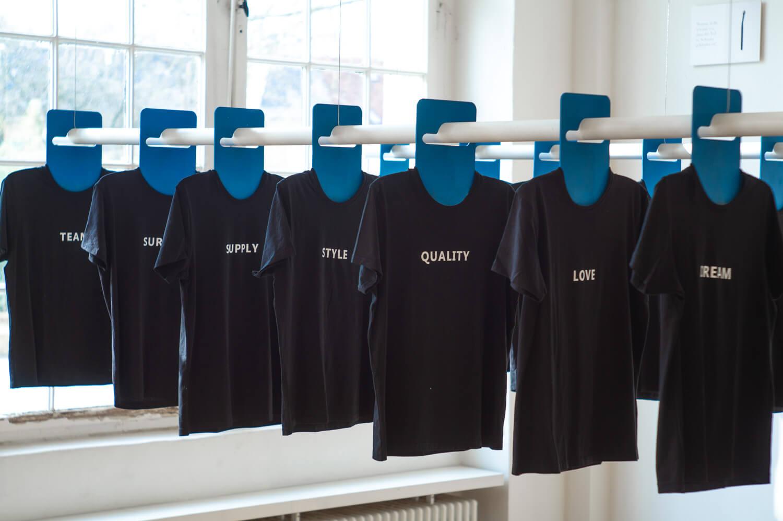 it's a t-shirt day by karla zipfel